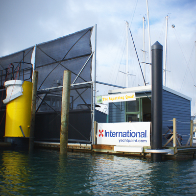 Call Floating Dock Services Auckland on 09 379 0934 to book your boat haul out.